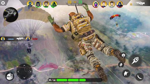Modern Fps Gun Shooter Strike: Free Shooting Games  screenshots 6