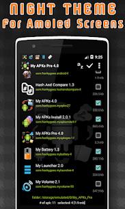 My APKs Pro v4.2 MOD APK – backup manage apps apk advanced 3