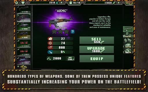 Alien Shooter Free - Isometric Alien Invasion Apkfinish screenshots 8