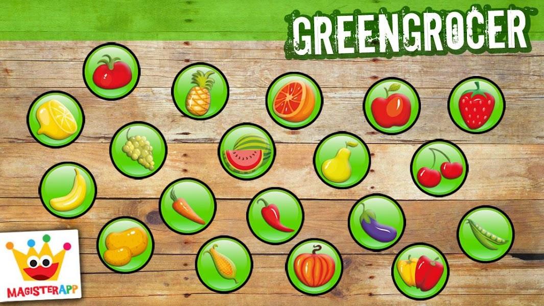 Greengrocer - Education Kids