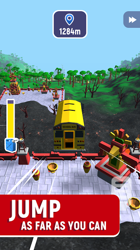 Crash Delivery! Destruction & smashing flying car! 1.5.35 screenshots 1