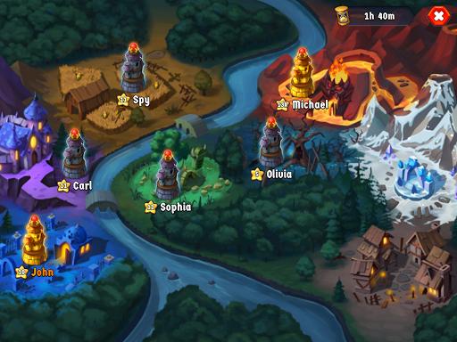Spooky Wars - Battle Castle Defense Strategy Game SW-00.00.58 Screenshots 10