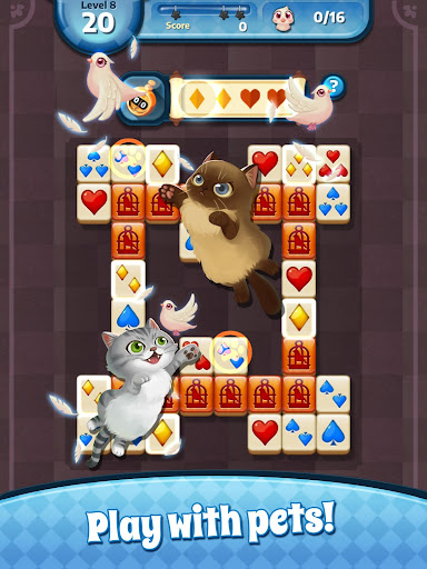Mahjong Magic Fantasy : Tile Connect  screenshots 9