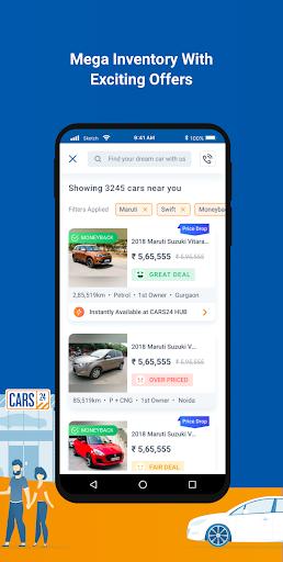 CARS24u00ae u2013 Sell Used Car at Best Price, Buy Old Car 5.3 Screenshots 5