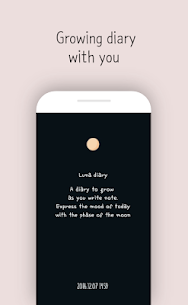 Luna diary  journal For Pc 2020 (Windows 7/8/10 And Mac) 1