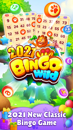Bingo Wild - Free BINGO Games Online: Fun Bingo 1.0.1 updownapk 1
