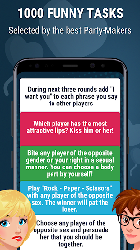 Truth or Dare Dirty for Adults  Screenshots 2