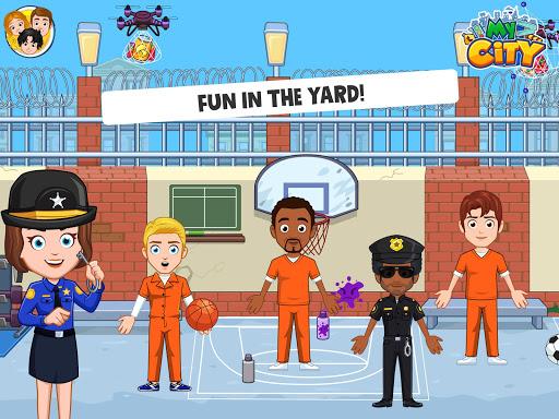 My City : Jail House  screenshots 16