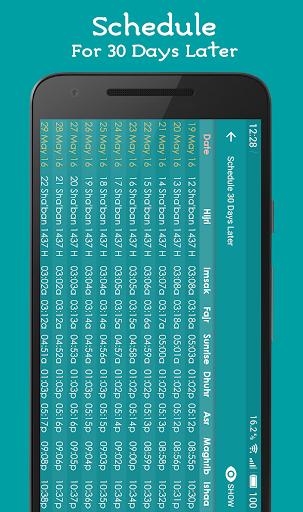 Prayer Times, Adhan, Qibla modavailable screenshots 3