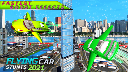 Real Flying Car Driving Simulator 3D – Mod Apk Download 2