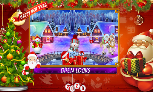 Free New Escape Games 41-Winter Secret Room Escape v2.1.0 screenshots 4