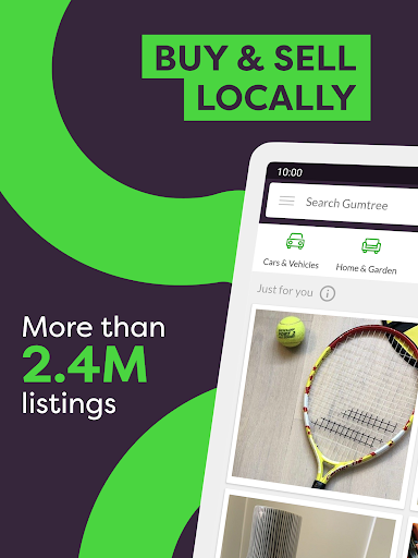 Gumtree: Classifieds marketplace. Shop, buy & sell android2mod screenshots 7