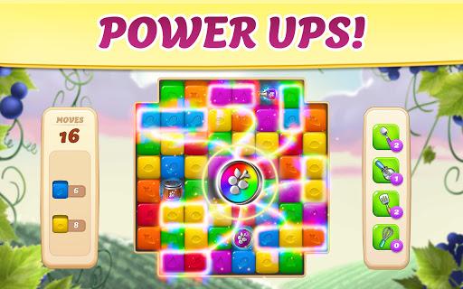Vineyard Valley: Match & Blast Puzzle Design Game apkslow screenshots 5