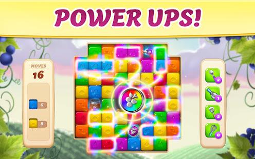 Vineyard Valley: Match & Blast Puzzle Design Game Unlimited Money