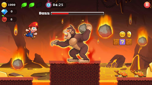 Free Bob's World : Super Run Game  screenshots 10