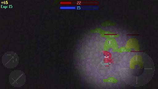 pixel rena - slime dungeon screenshot 3