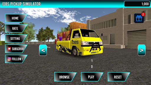 IDBS Pickup Simulator apklade screenshots 1