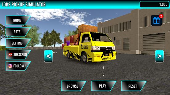 IDBS Pickup Simulator 3.3 Screenshots 1