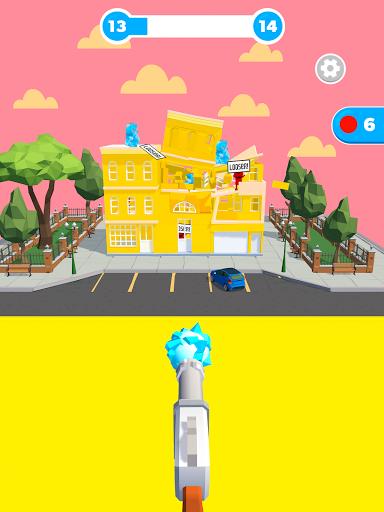Slingshot Smash: Shooting Range android2mod screenshots 10