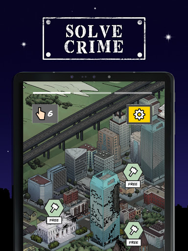 Uncrime: Crime investigation & Detective gameud83dudd0eud83dudd26 2.0.2 screenshots 6