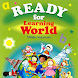 READY for Learning World - Androidアプリ