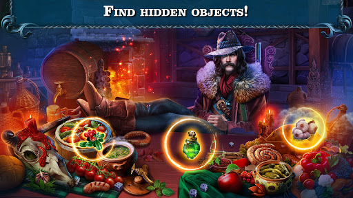 Hidden Objects - Dark Romance: Vampire Origins apkslow screenshots 1