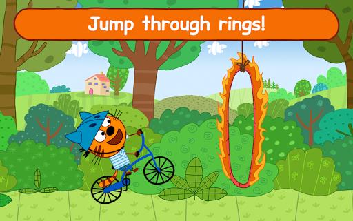 Kid-E-Cats Circus Games! Three Cats for Children  screenshots 21