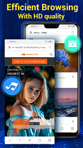 Browser for Android 2.0.1 Screenshots 4