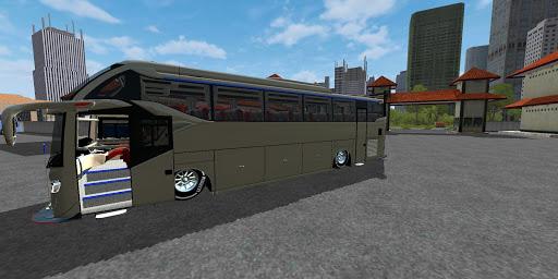 Mod Bus SR2 XHD Prime Racing BUSSID Terbaru 2021 1.3 Screenshots 2