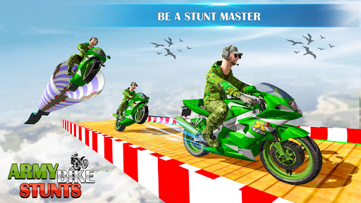 Army Stuntman Bike Stunt Games  Pc-softi 8