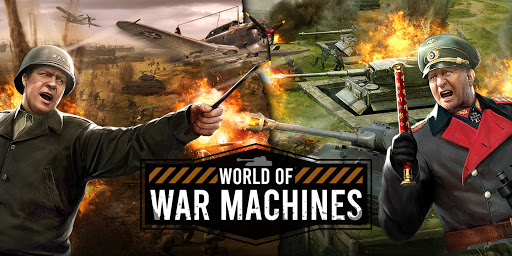 World of War Machines - WW2 Strategy Game 10016 screenshots 1