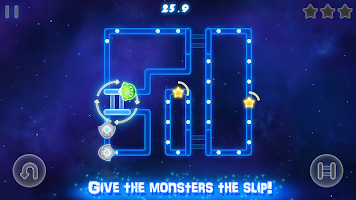 Glow Monsters - Maze survival