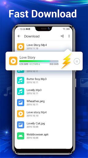 Web Browser & Web Explorer android2mod screenshots 7