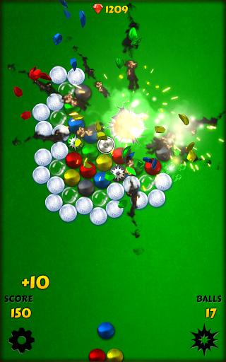 Magnet Balls PRO Free: Match-Three Physics Puzzle screenshots 9