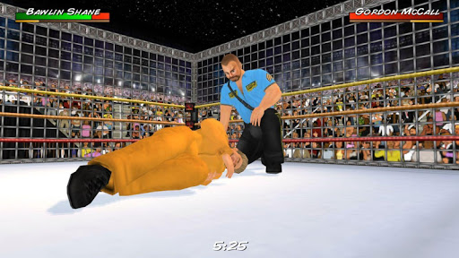 Wrestling Revolution 3D screenshots 22