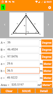 Trigonometry Calculator – PRO 2.4 Apk 3