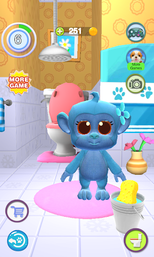 Talking Monkey 2.26 screenshots 8
