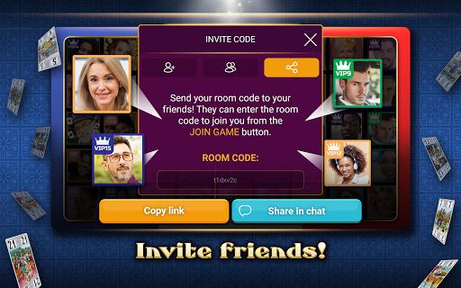 VIP Tarot - Free French Tarot Online Card Game 3.7.4.26 screenshots 11