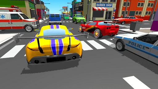 Super Kids Car Racing In Traffic 1.13 Screenshots 4