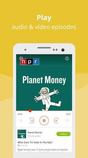 Podcast App & Podcast Player - Podbean 8.3.2 Screenshots 4