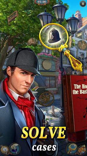 Sherlock: Hidden Match-3 Cases 1.2.101 apktcs 1