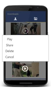 Video Downloader for Facebook 3