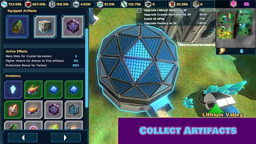 Idle Space Mining  screenshots 4