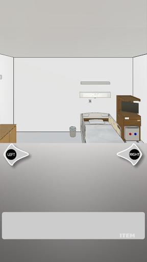 Escape anyway -Hospital room-  screenshots 2