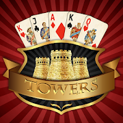 Towers TriPeaks: Classic Pyramid Solitaire