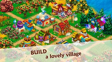 Harvest Land: Farm & City Building