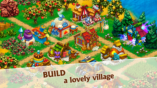 Harvest Land: Farm & City Building Screenshot