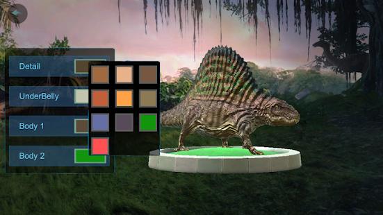 Dimetrodon Simulator screenshots 2