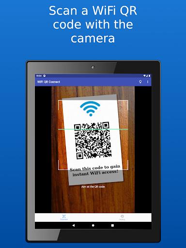 WiFi QR Connect Apkfinish screenshots 4