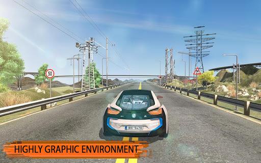 i8 Super Car: Speed Drifter 1.0 Screenshots 2